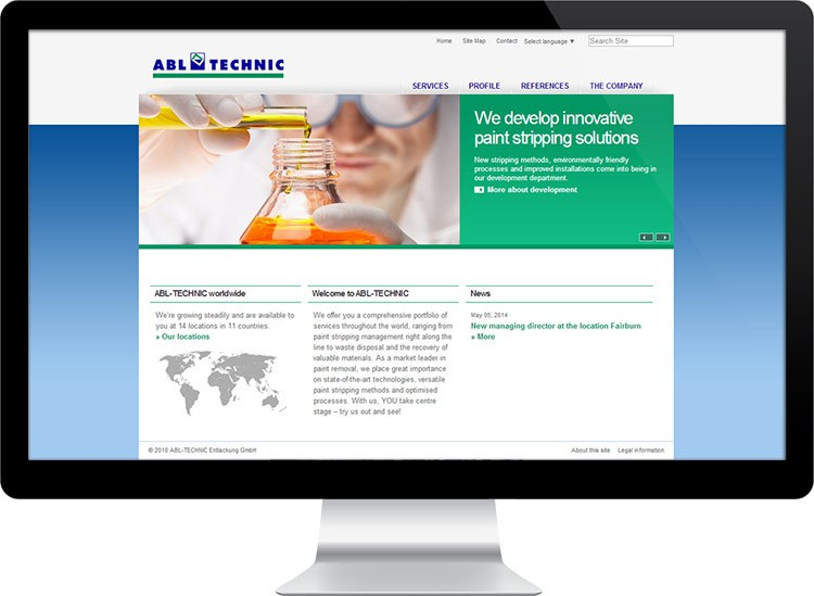 ABL Website ABL Technic