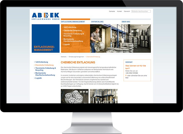 ABL Website ABEK