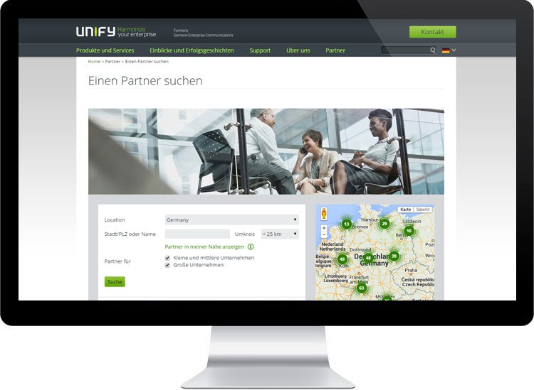 Unify Partner Locator App 03