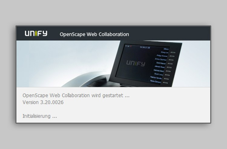 Unify Application