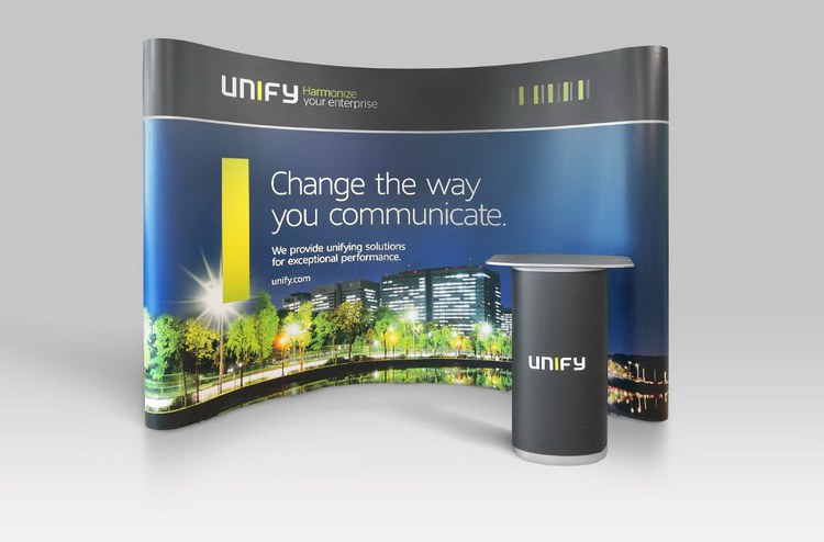Unify Messestand
